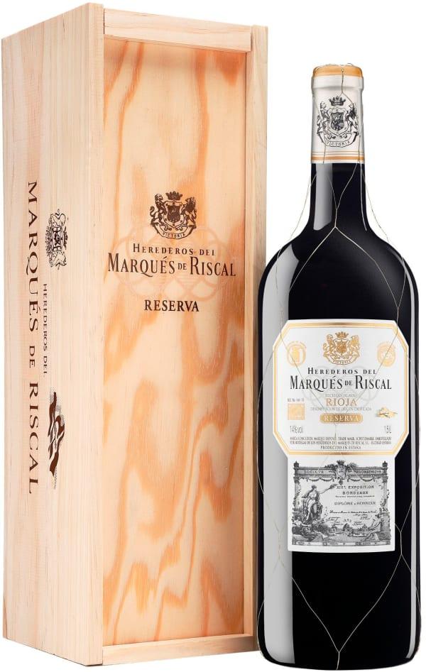 Marques de Riscal Reserva Magnum 2014