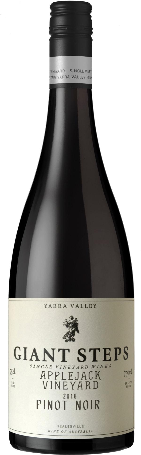 Giant Steps Applejack Vineyard Pinot Noir 2016