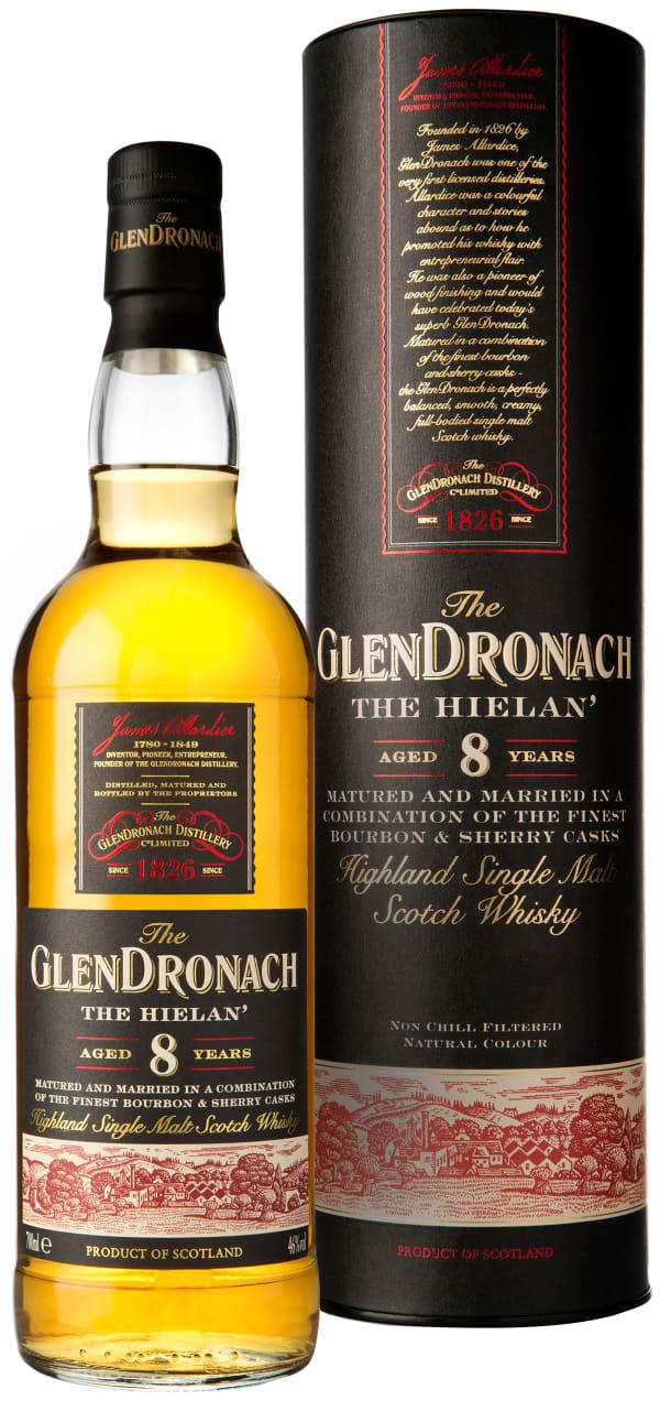 The GlenDronach The Hielan 8 Year Old Single Malt