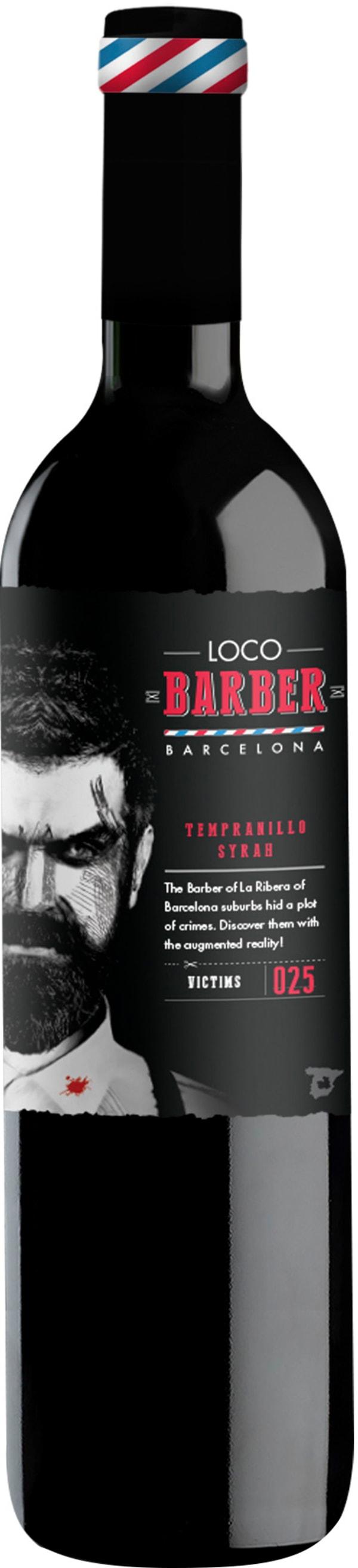 Loco Barber Barcelona 2018