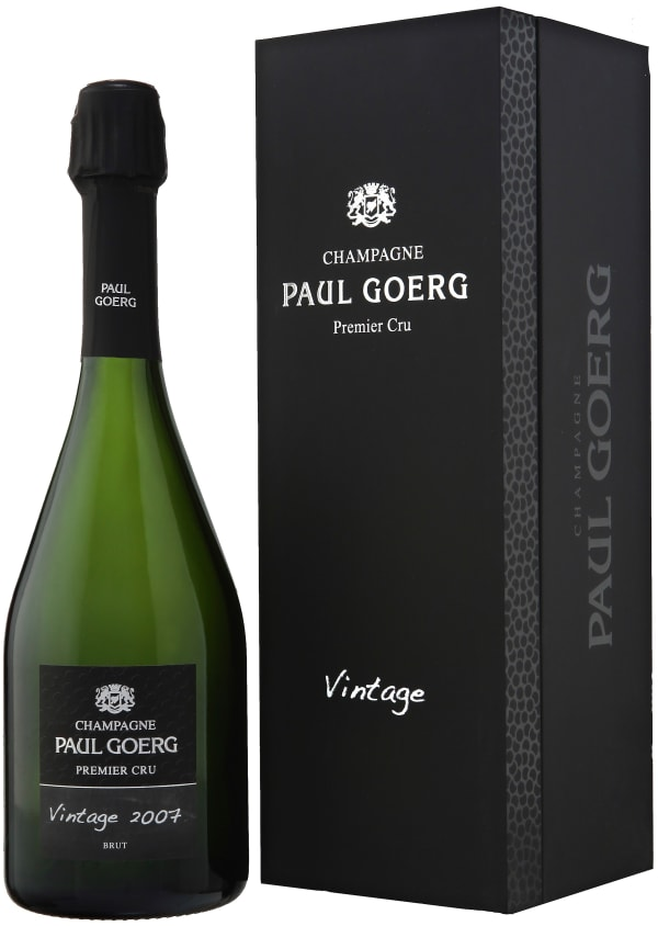 Paul Goerg Premier Cru Champagne Brut 2007