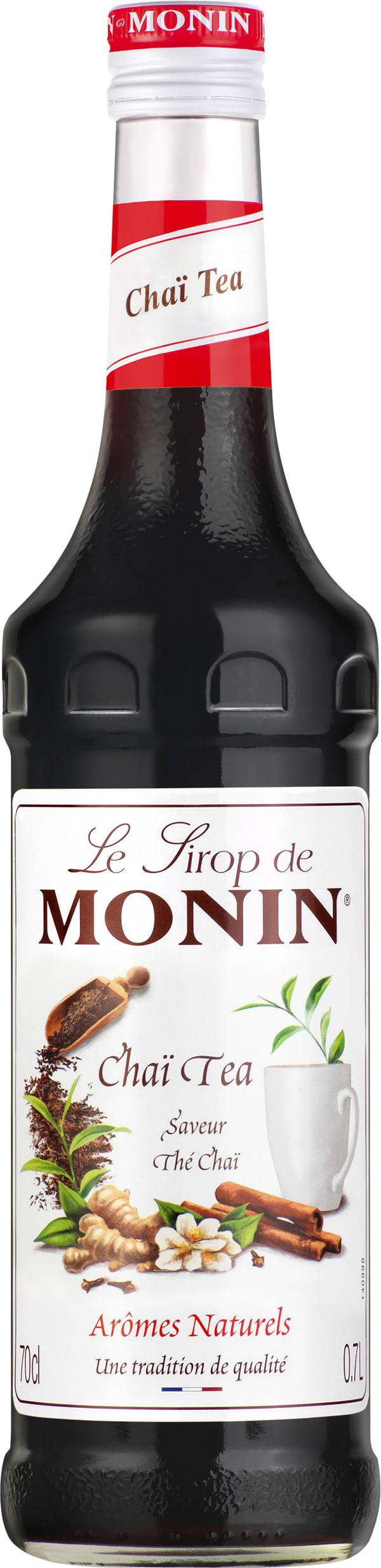 Le Sirop de Monin Chai Tea