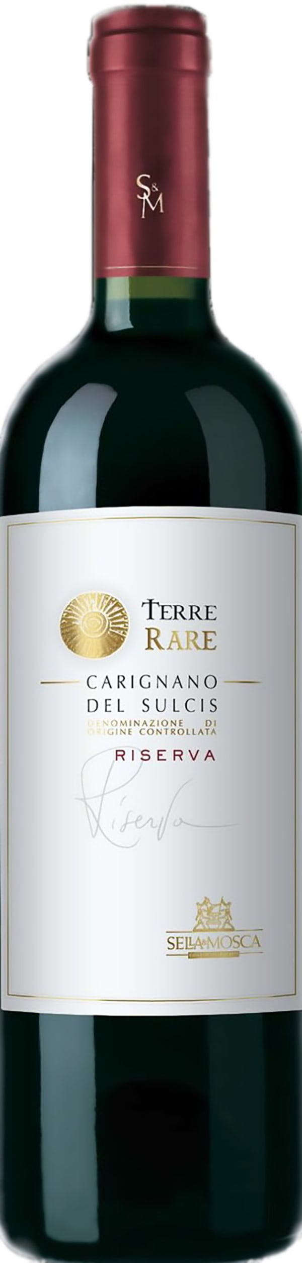 Sella & Mosca Terre Rare Riserva 2014