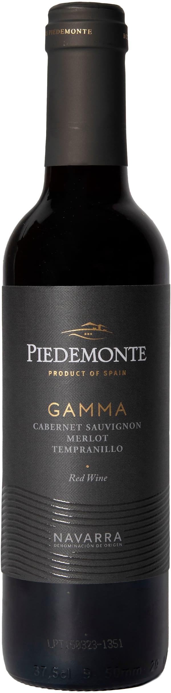 Piedemonte Gamma Cabernet Sauvignon Merlot Tempranillo 2018