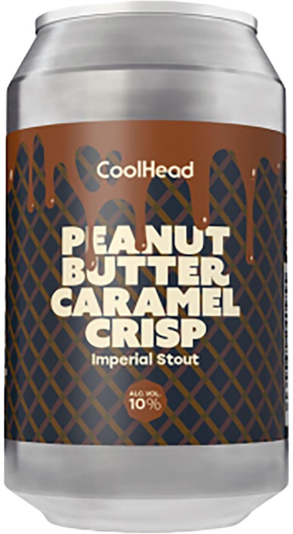 CoolHead Peanut Butter Caramel Crisp Imperial Stout burk