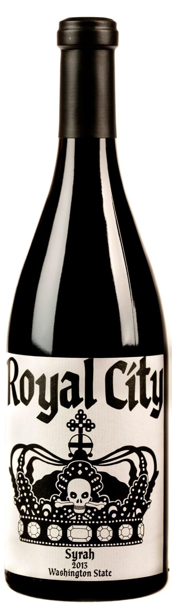 Royal City Syrah 2013