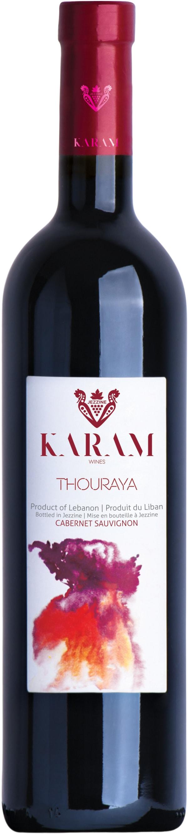 Karam Thouraya Cabernet Sauvignon 2013