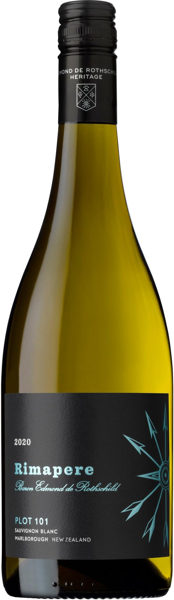 Rimapere Plot 101 Sauvignon Blanc 2020
