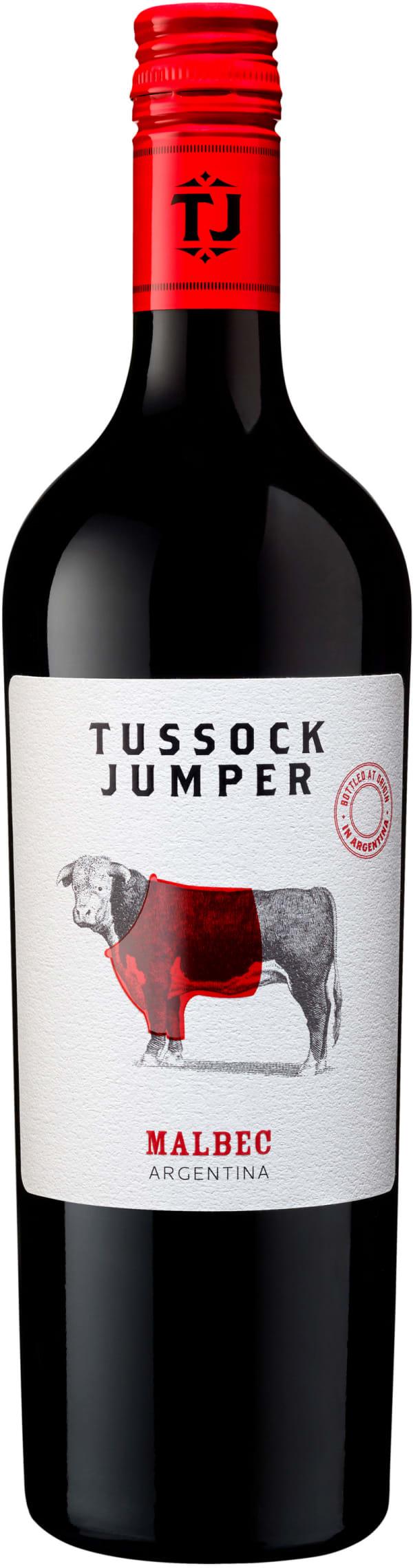Tussock Jumper Malbec 2020
