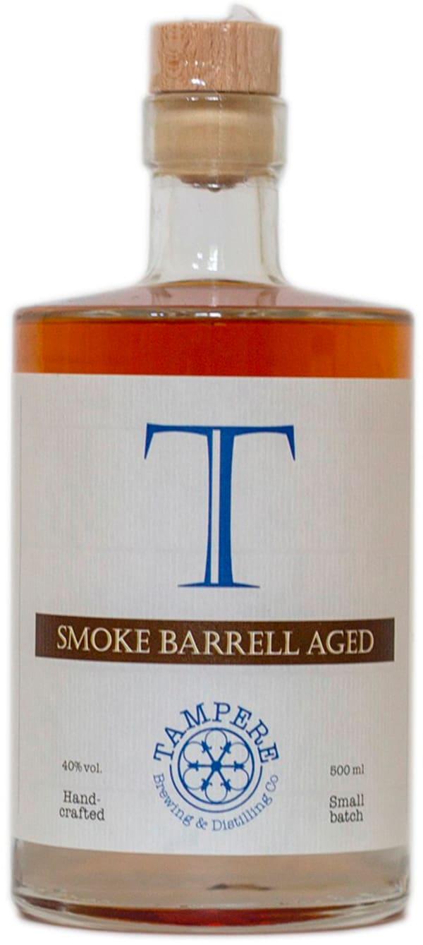 T Smoke Barrel Aged