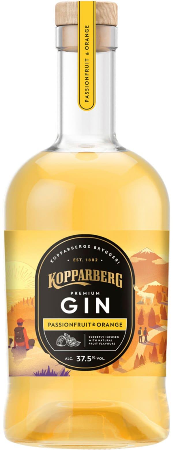 Kopparberg Premium Gin Passionfruit & Orange