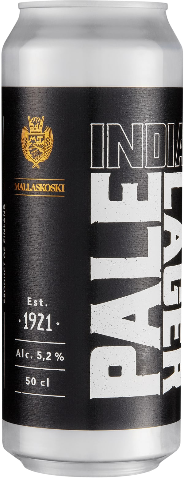 Mallaskoski India Pale Lager can