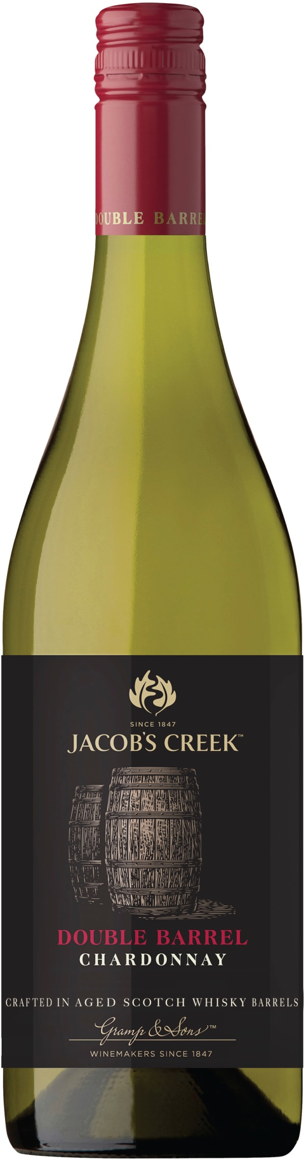 Jacob's Creek Double Barrel Chardonnay 2018
