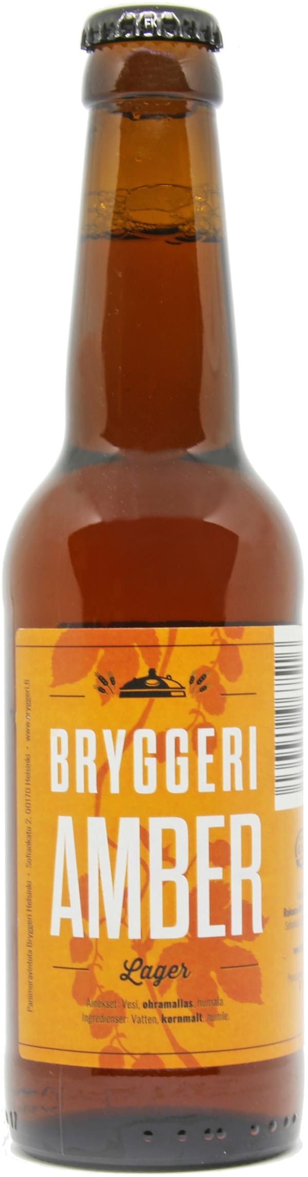 Bryggeri Amber Lager