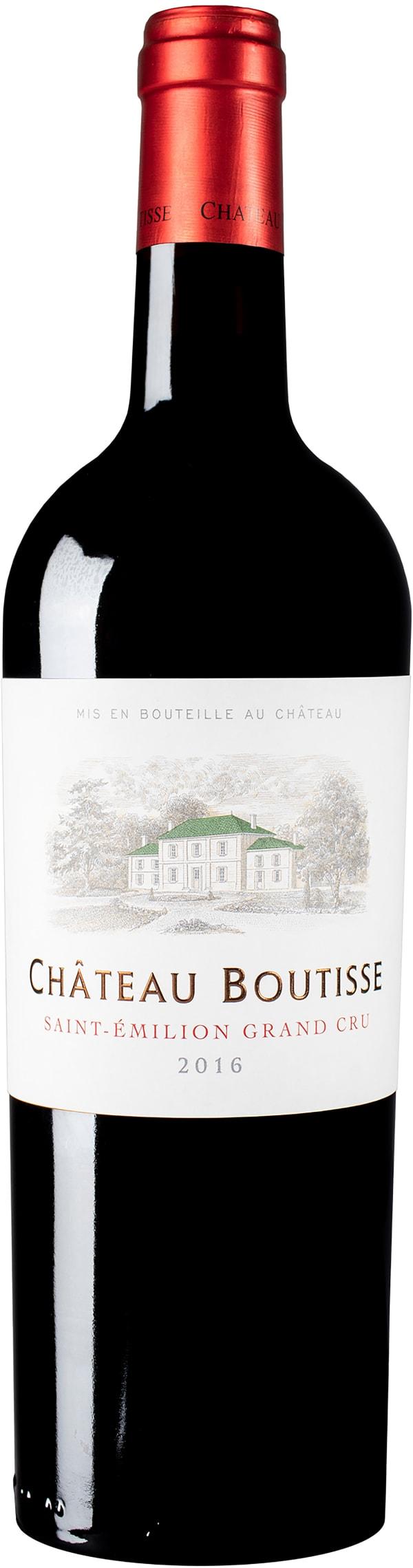Château Boutisse Saint-Emilion Grand Cru 2016