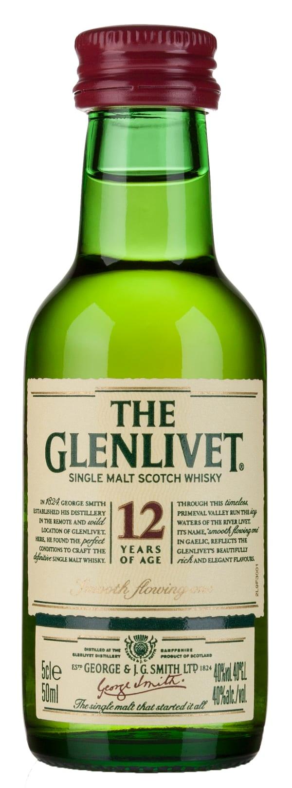 The Glenlivet 12 Year Old Single Malt