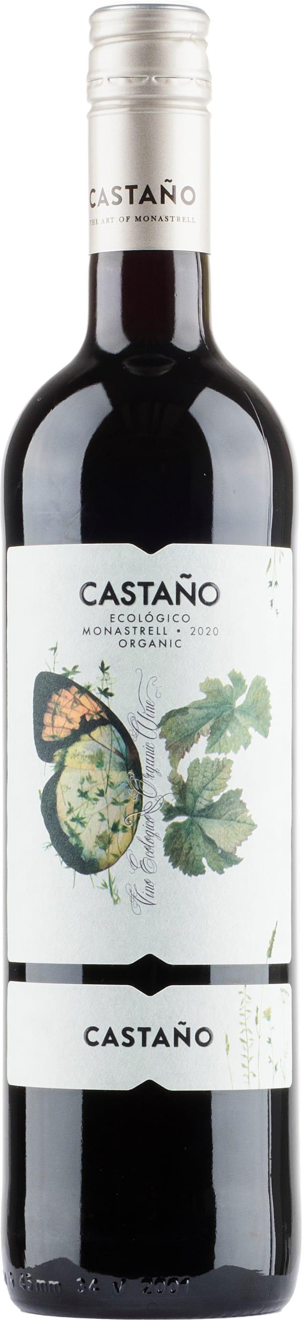 Castano Ecologico Monastrell 2019