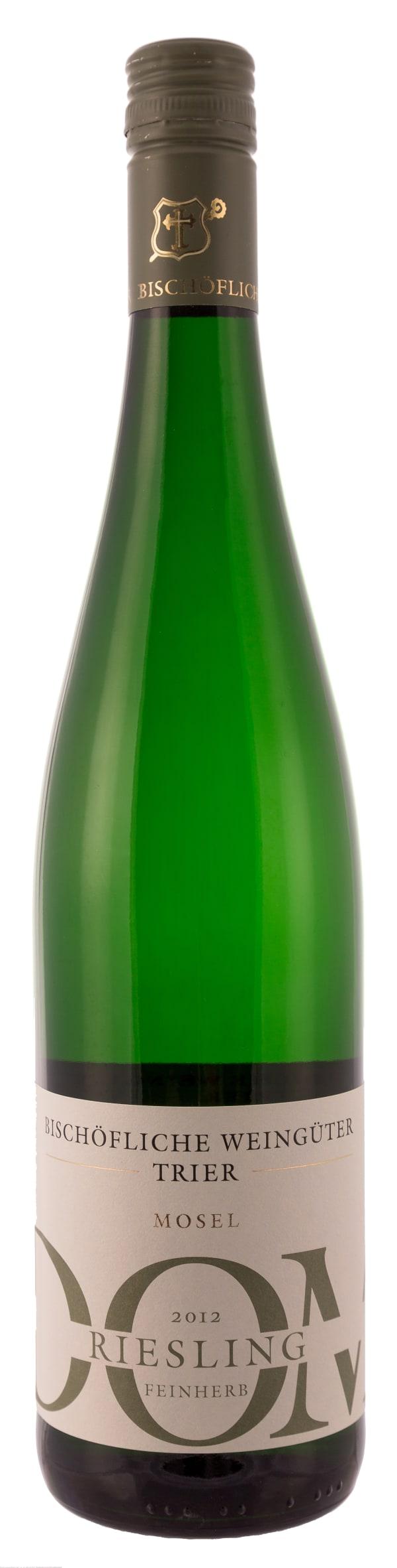 DOM Bischöfliche Weingüter Trier Riesling Feinherb 2016