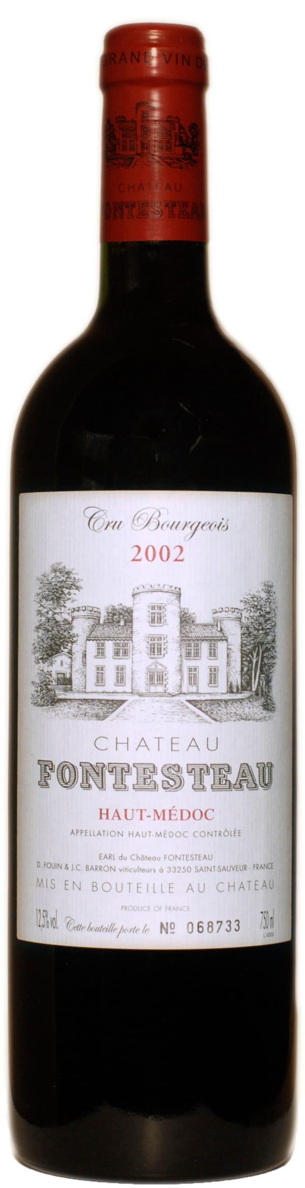 Château Fontesteau 2008