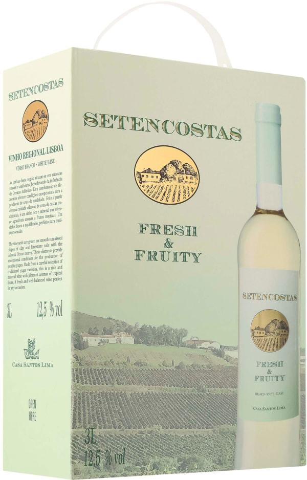 Setencostas Arinto Sauvignon Blanc Viognier 2017 bag-in-box
