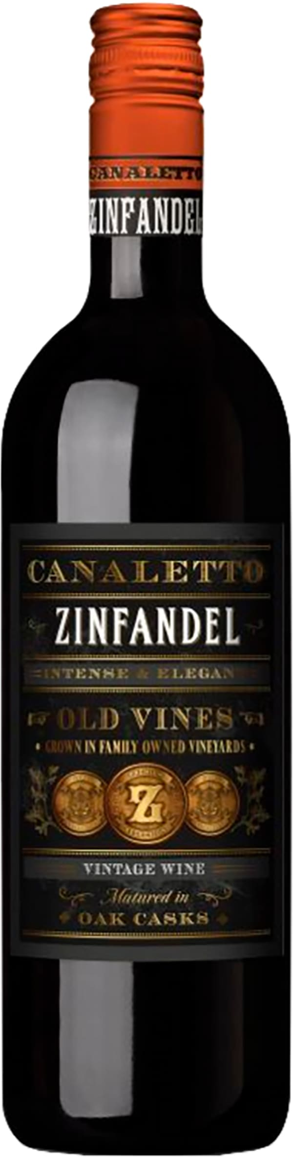 Canaletto Zinfandel 2015