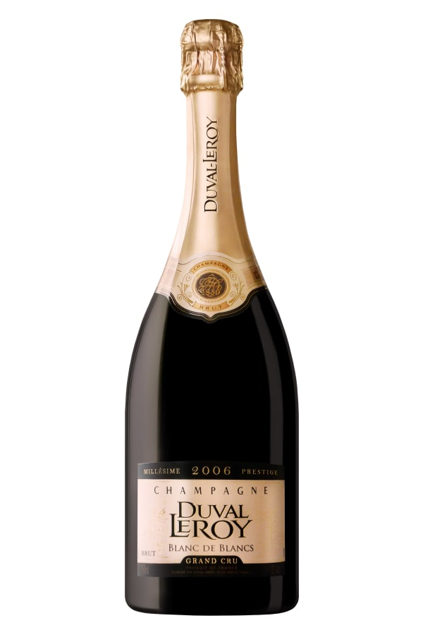 Duval-Leroy Blanc de Blancs Prestige Grand Cru Brut 2006