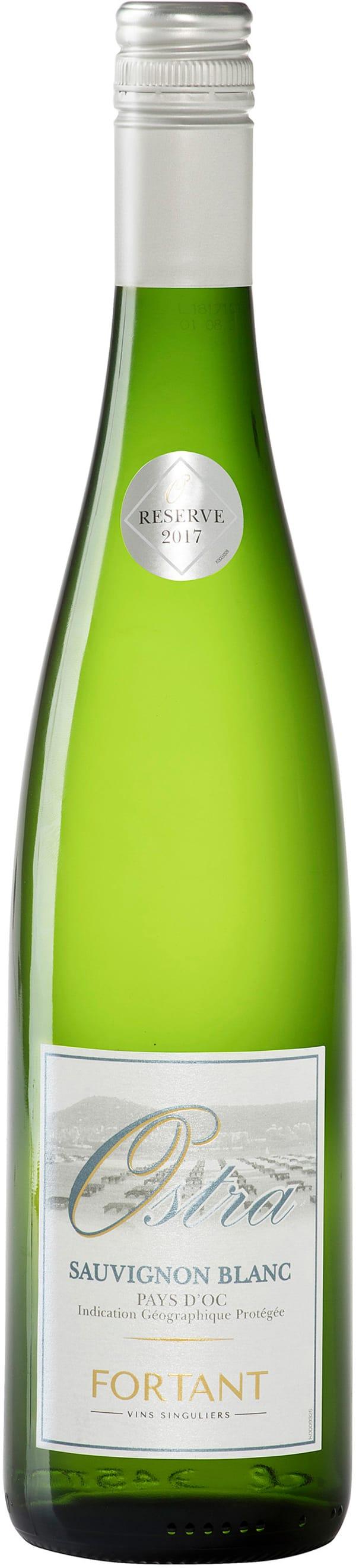 Fortant Ostra Sauvignon Blanc 2017