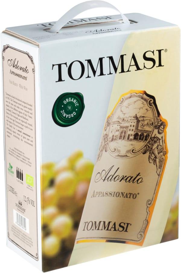 Tommasi Adorato Appassionato Bianco Organic 2019 bag-in-box