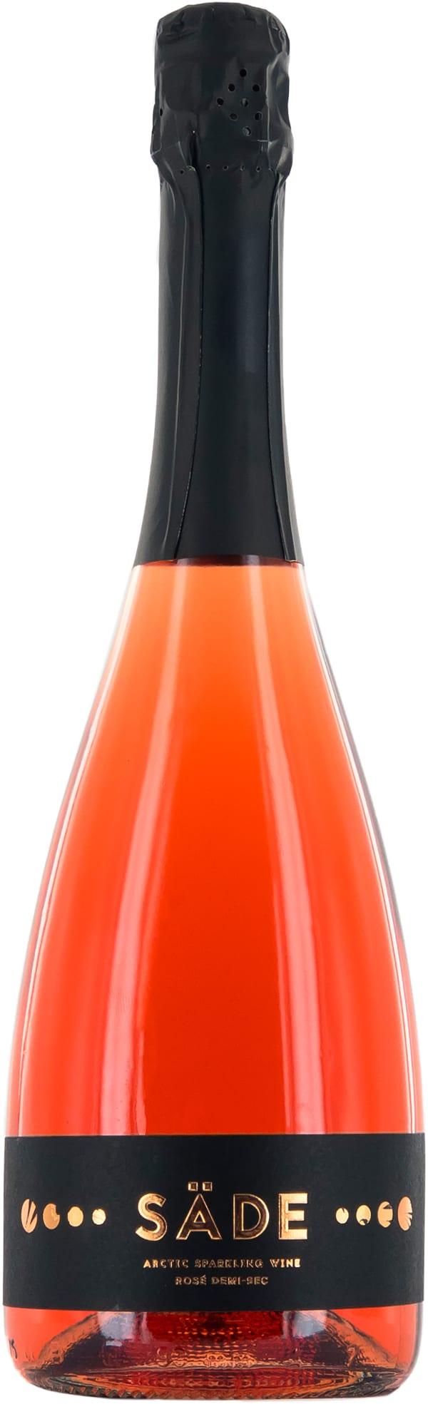 Säde Arctic Sparkling Wine Rosé