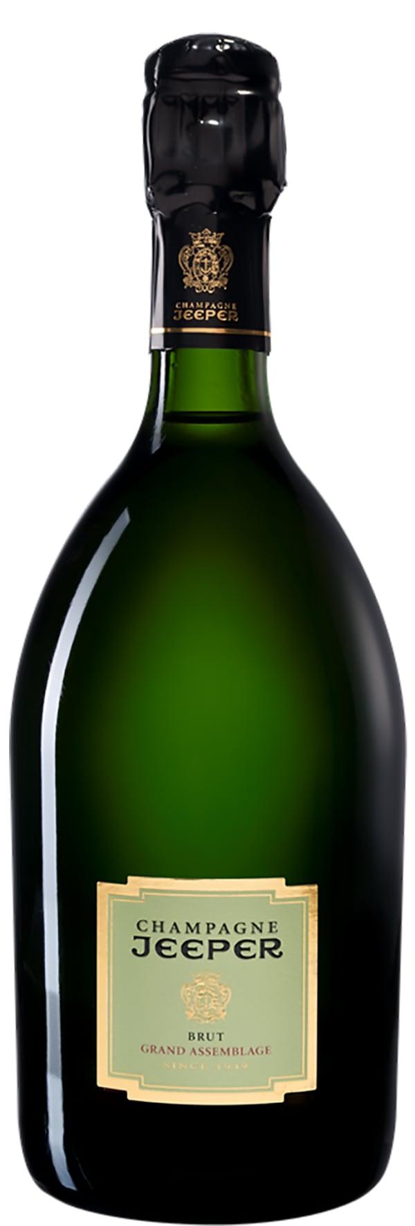 Jeeper Grand Assemblage Champagne Brut