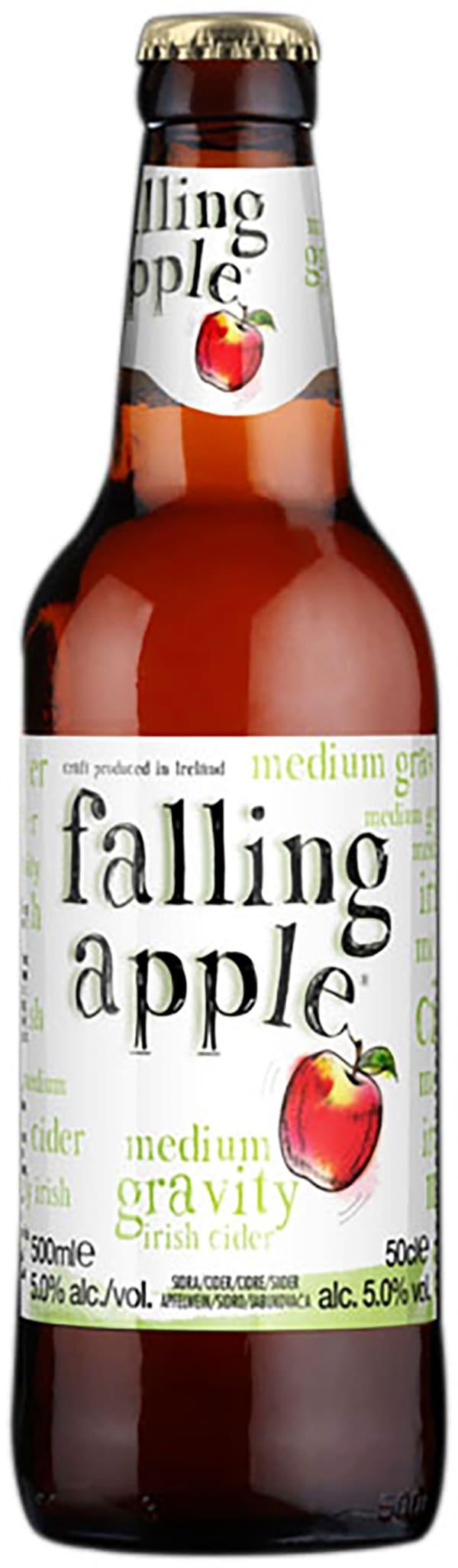 Falling Apple Cider