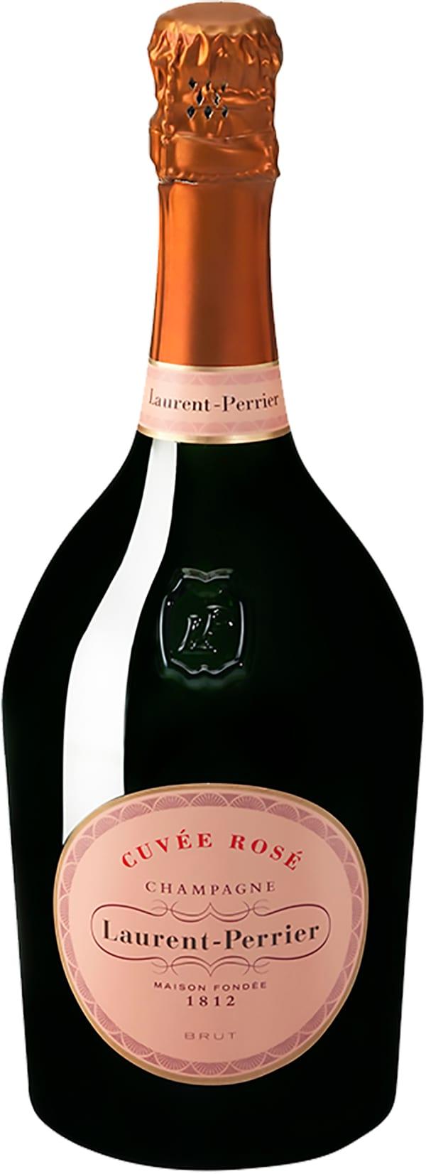 Laurent-Perrier Cuvée Rosé Champagne Brut