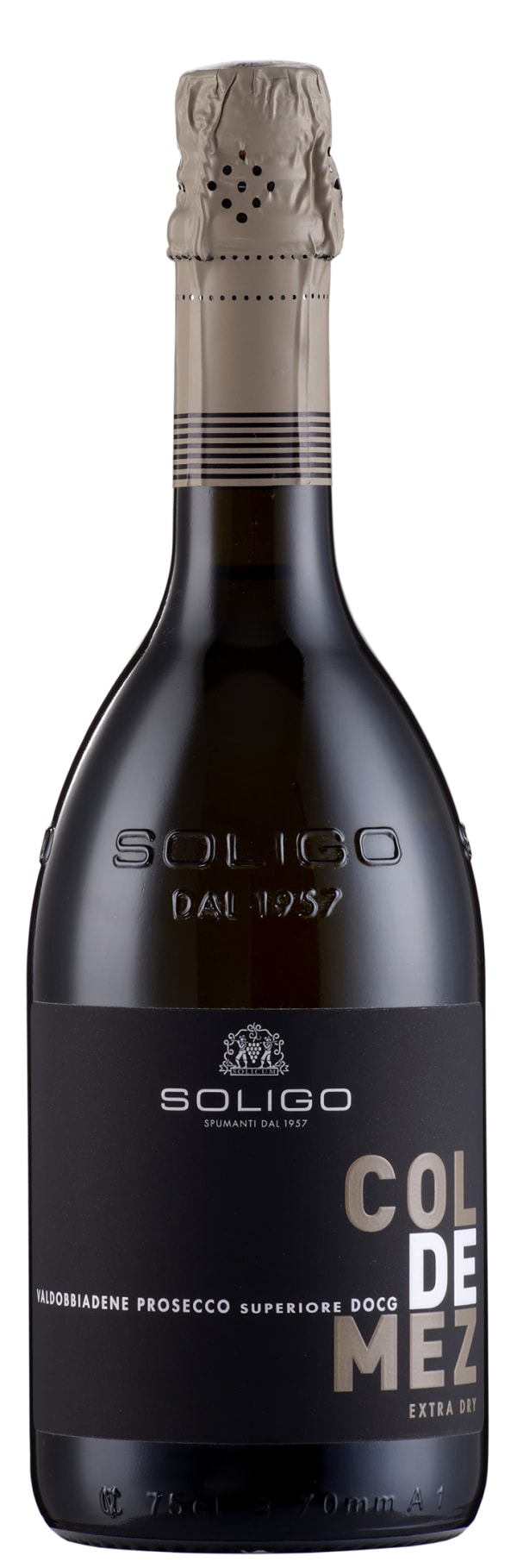 Soligo Col de Mez Prosecco Extra Dry