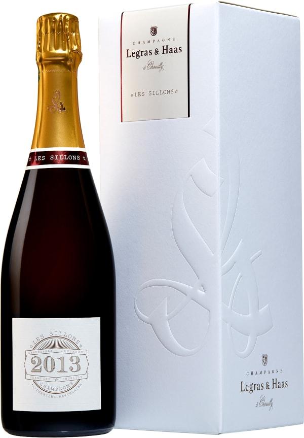 Legras & Haas Grand Cru Blanc de Blanc Sillons Champagne 2013