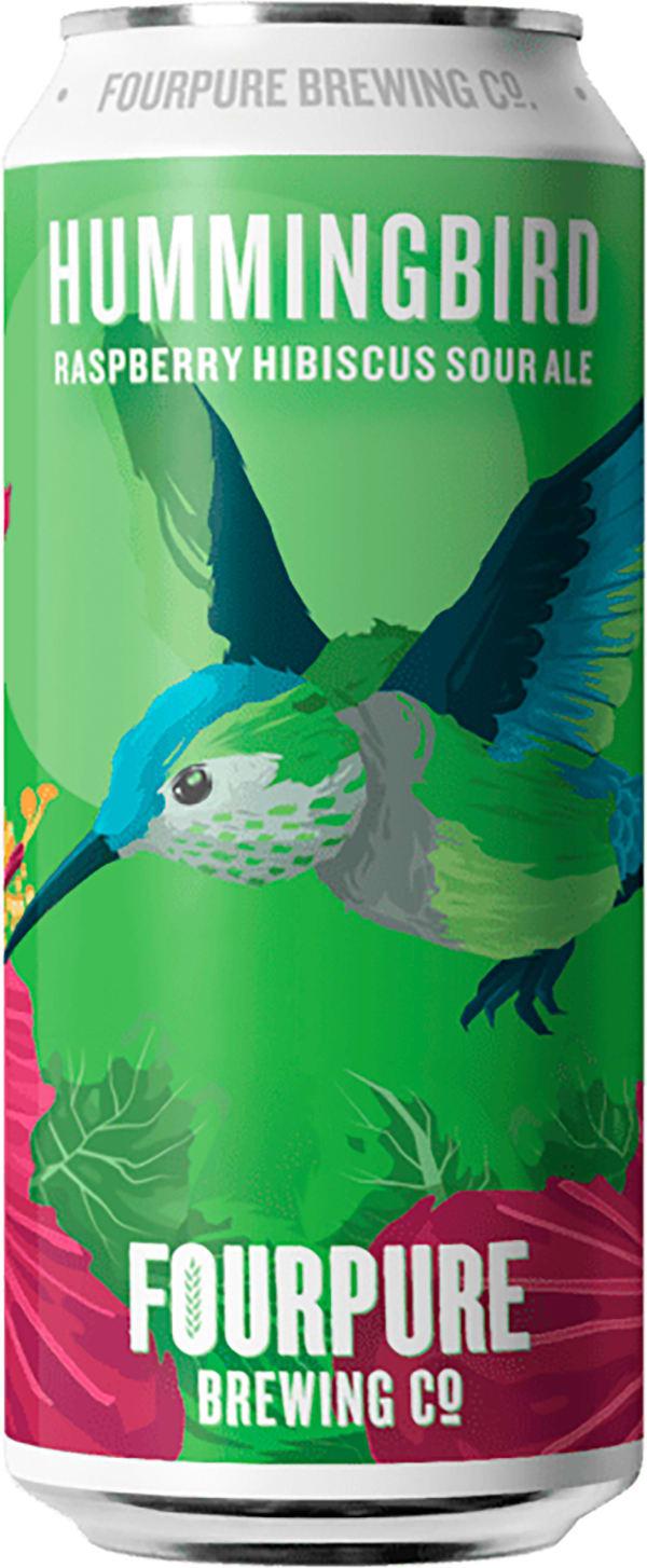 Fourpure Hummingbird burk