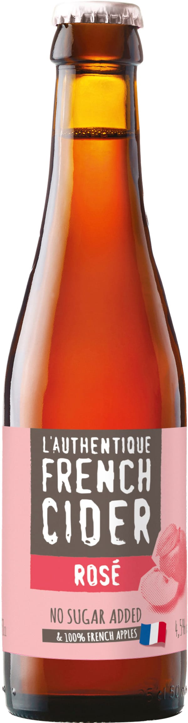 Val de France L'Authentique French Cider Rosé