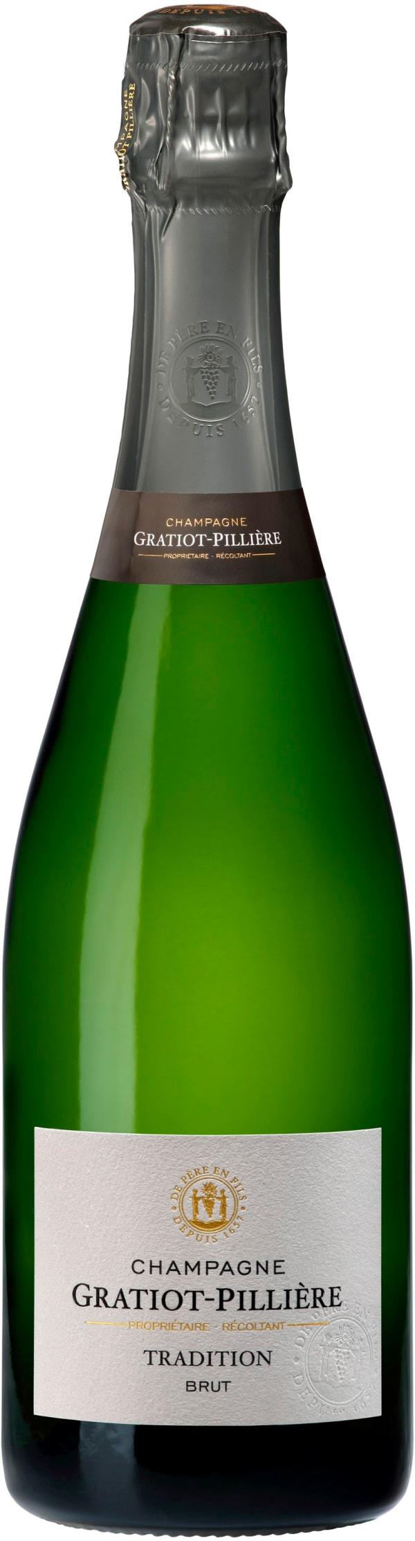 Gratiot-Pillière Tradition Champagne Brut
