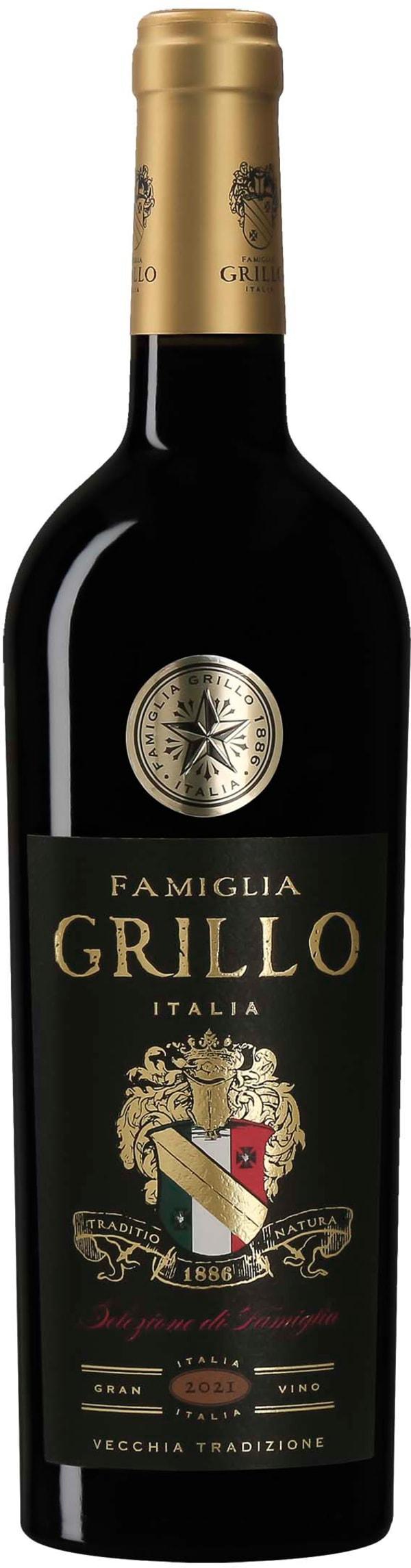 Grillo Selezione di Famiglia Organic 2018