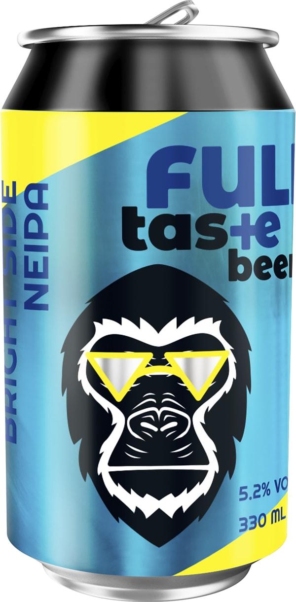 Full Taste #010 Bright Side NEIPA can