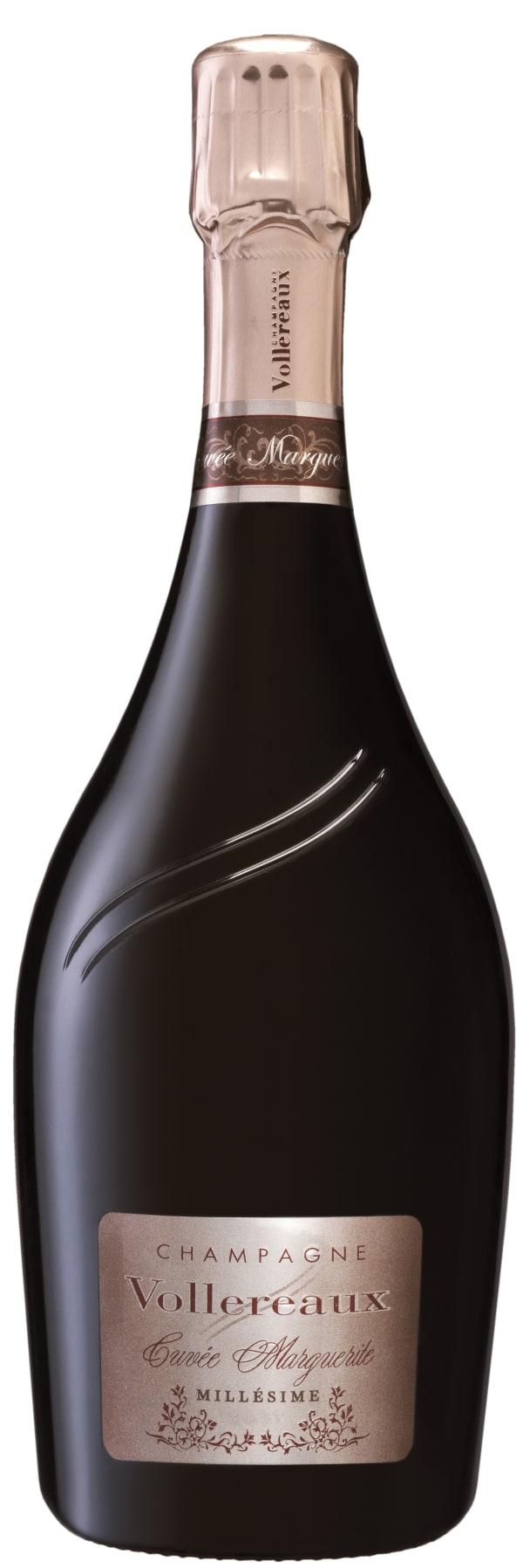 Vollereaux Cuvée Marguerite Millésime Champagne Brut 2008