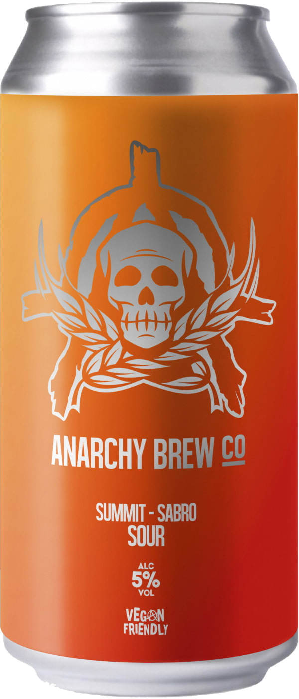 Anarchy Summit-Sabro Sour burk