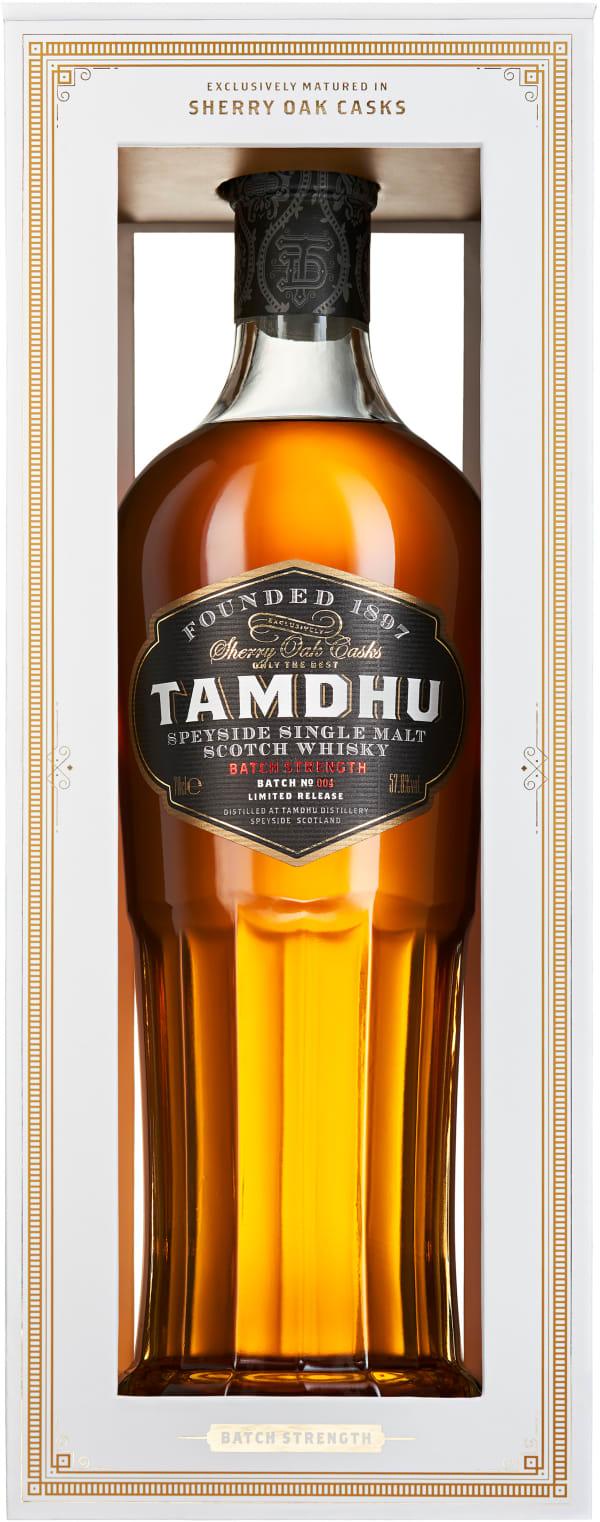Tamdhu Batch Strenght No. 004 Single Malt