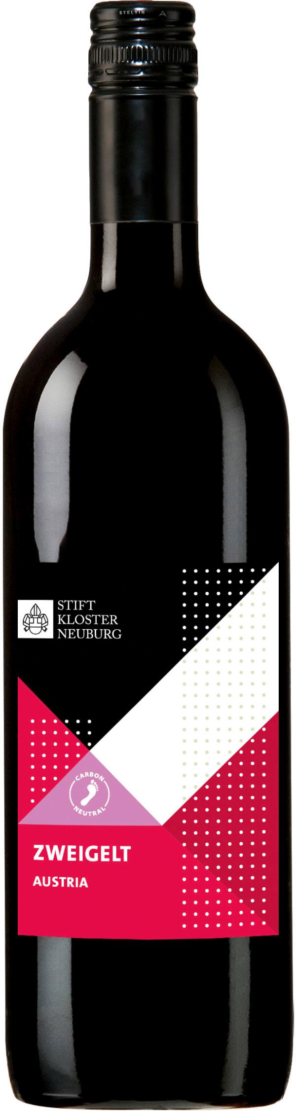 Stiftskellerei Klosterneuburg Zweigelt 2017