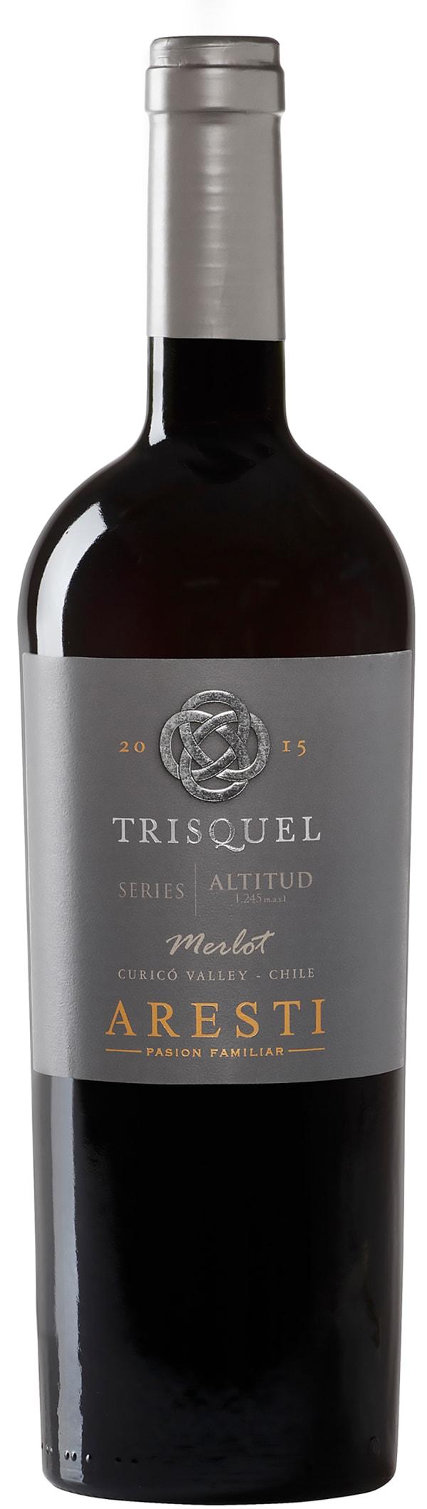Trisquel Altitud Merlot 2016