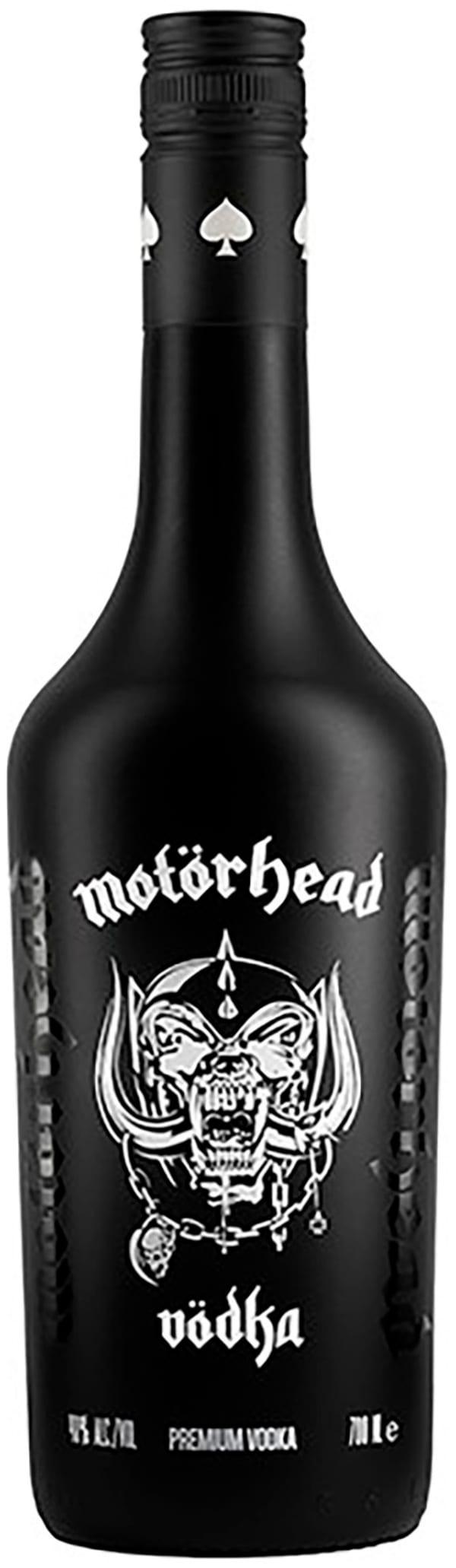 Motörhead Vodka