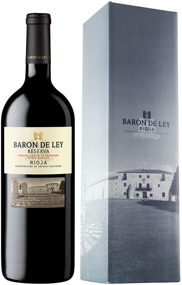 baron de ley reserva 2012 red wine alko. Black Bedroom Furniture Sets. Home Design Ideas