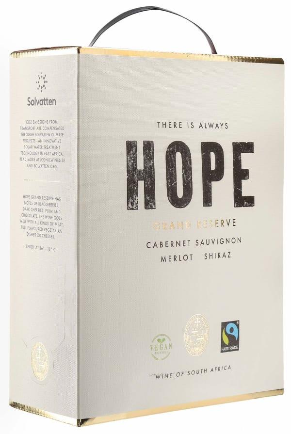 Hope Grand Reserve 2019 bag-in-box