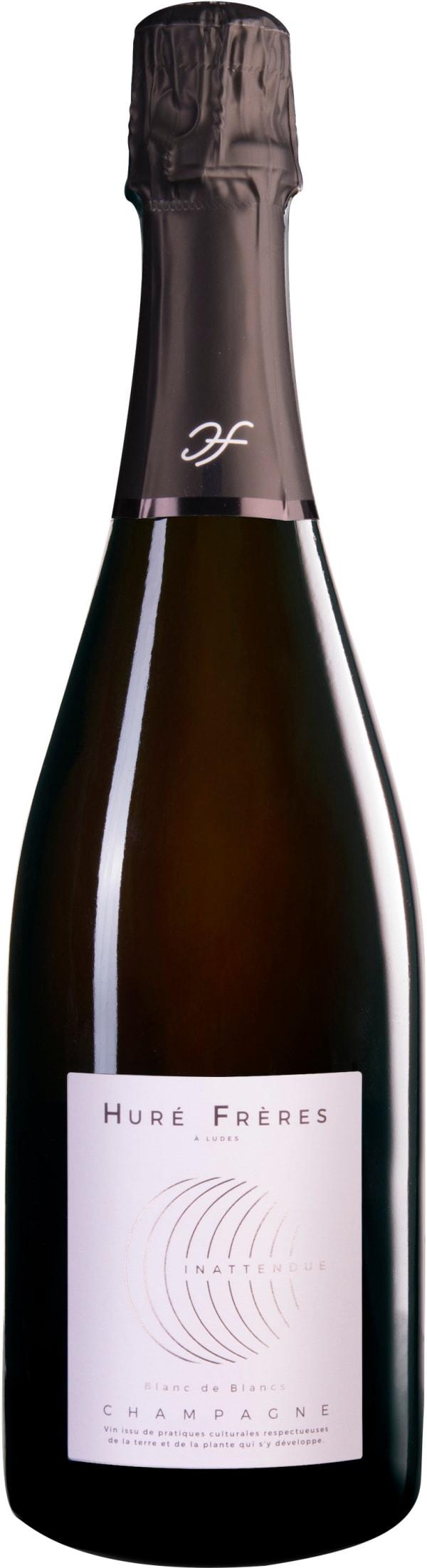 Huré Frères Inattendue Blanc de Blancs Champagne Extra Brut 2013