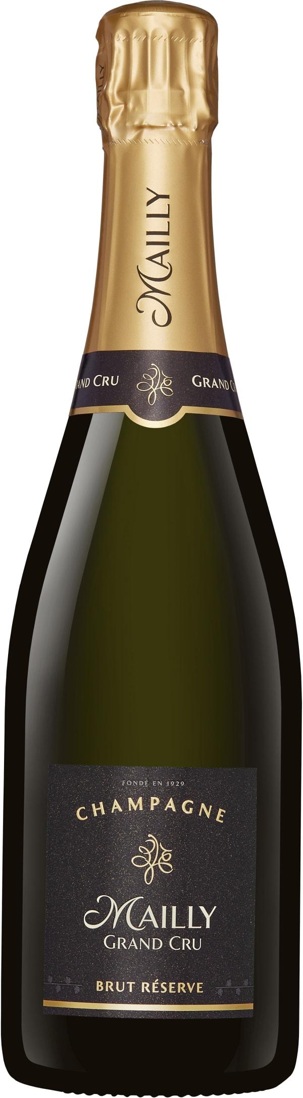 Mailly Grand Cru Réserve Champagne Brut