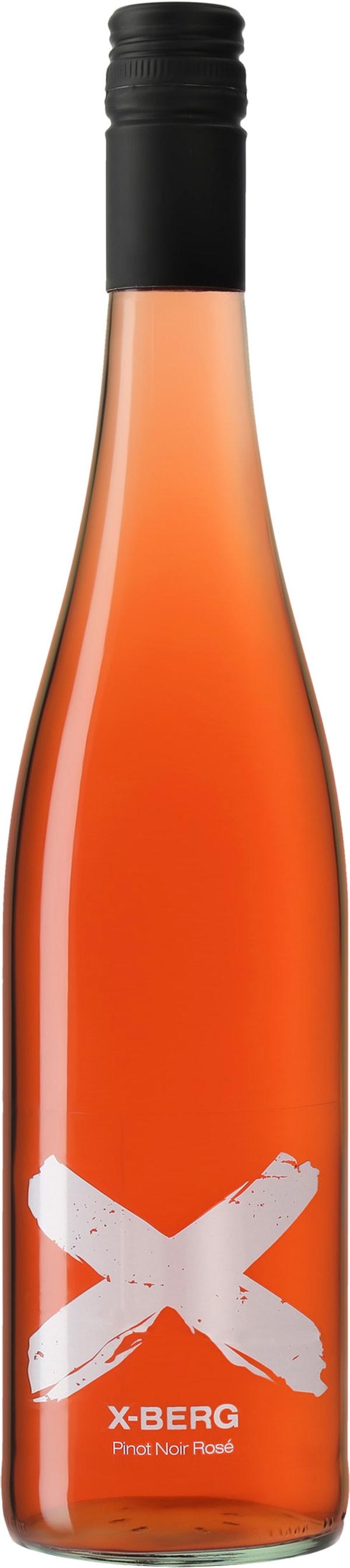 X-Berg Pinot Noir Rosé 2017